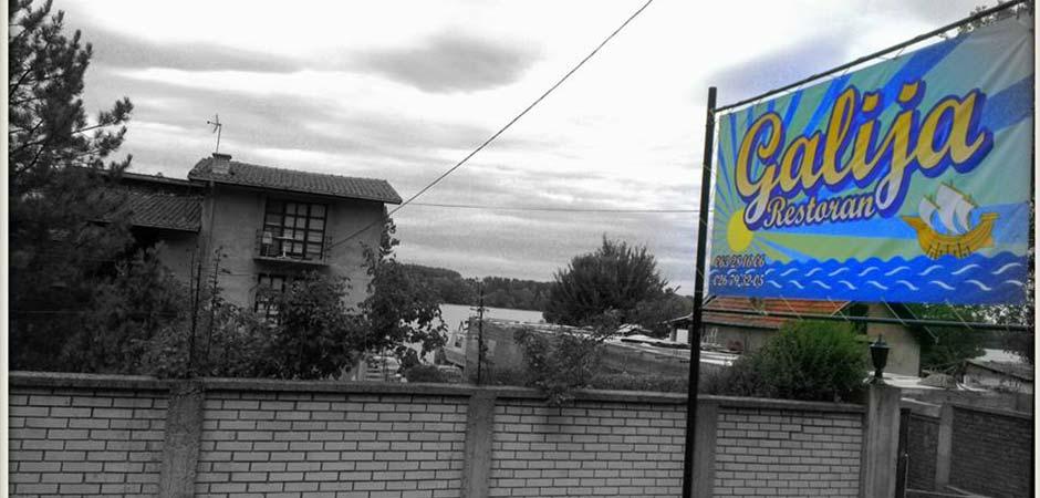 Restoran-Galija