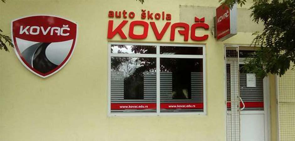 AUTO-ŠKOLA-KOVAČ