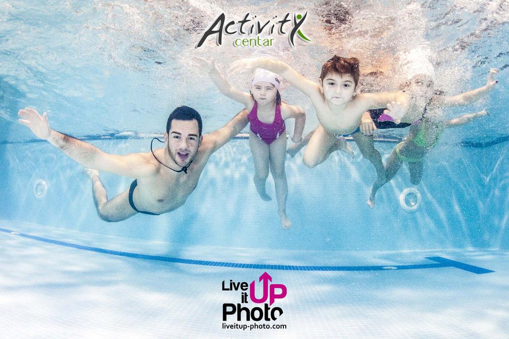 activity centar školica plivanja