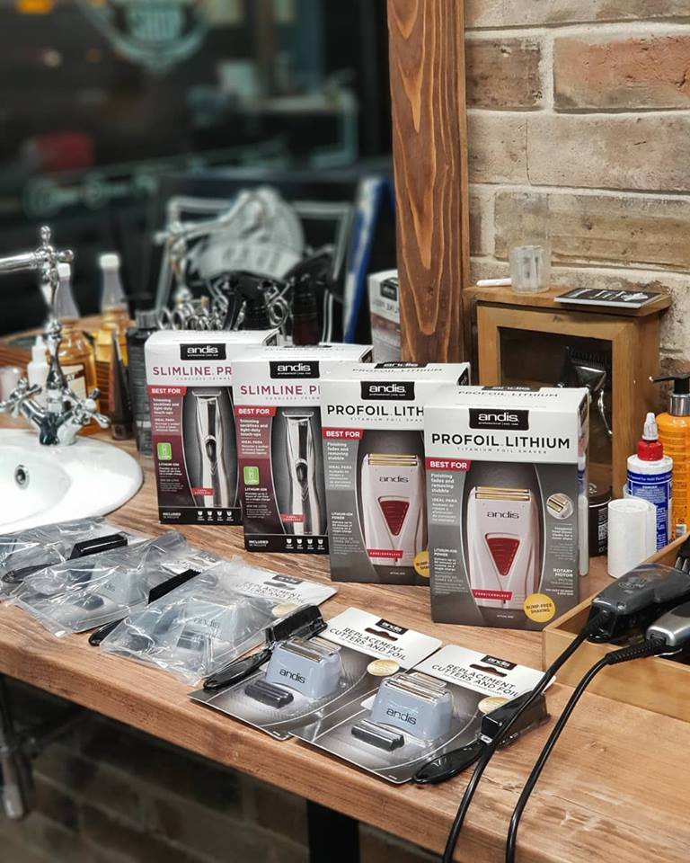 barber shop ivan
