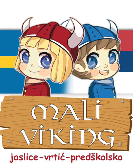 dečiji vrtić mali viking