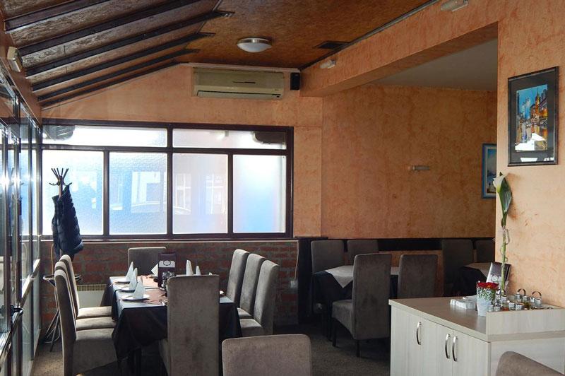 restoran ambijent gold čačak
