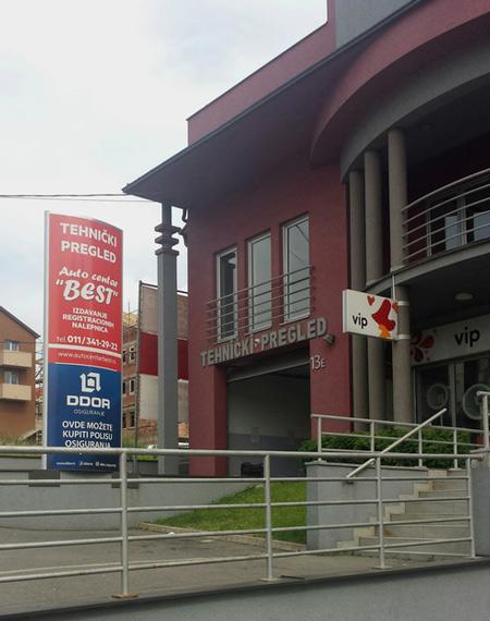 Tehnicki Pregled I Registracija Vozila Auto Centar Best Beograd